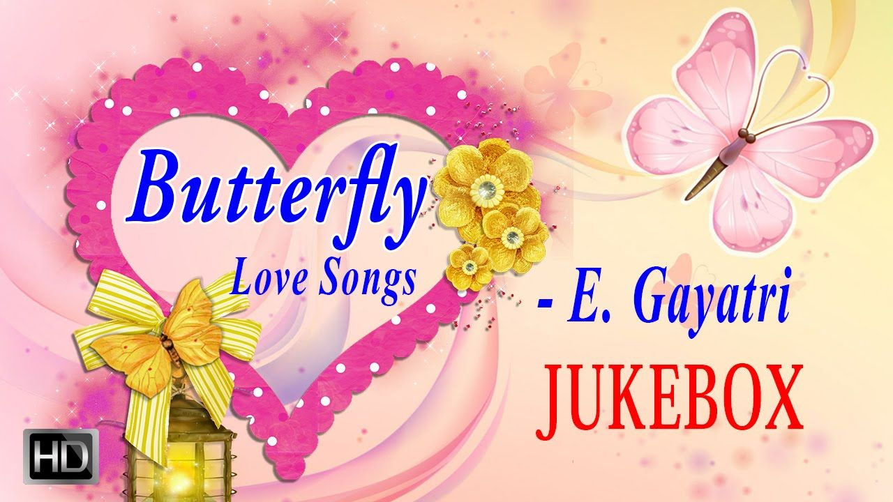 Tamil Pop Love Songs Collection Butterfly Jukebox