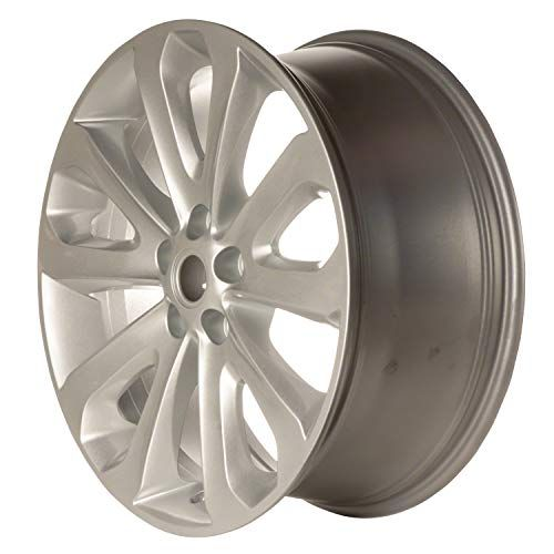 This Is 8.5 Inch Wide Wheel With 20 Inch Diameter. Bolt