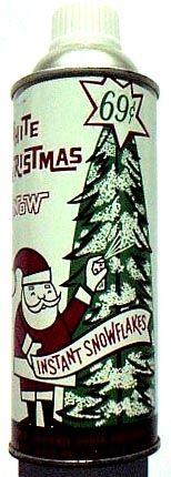 Canned Snow for Windows @ Christmas