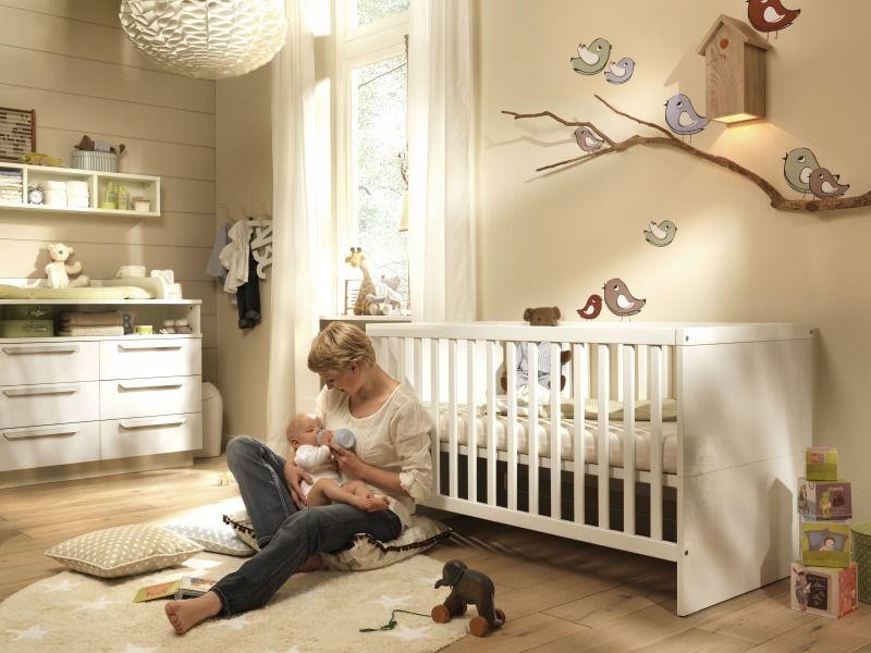 Kinder- und Babyzimmer MILLA | Babyzimmer, Babyzimmer ideen und ... | {Babyzimmer gestalten ideen 3}
