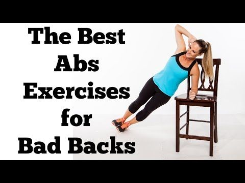 A 10-Minute Ab Workout that Won't Hurt Your Back! (Video!) | MyFitnessPal