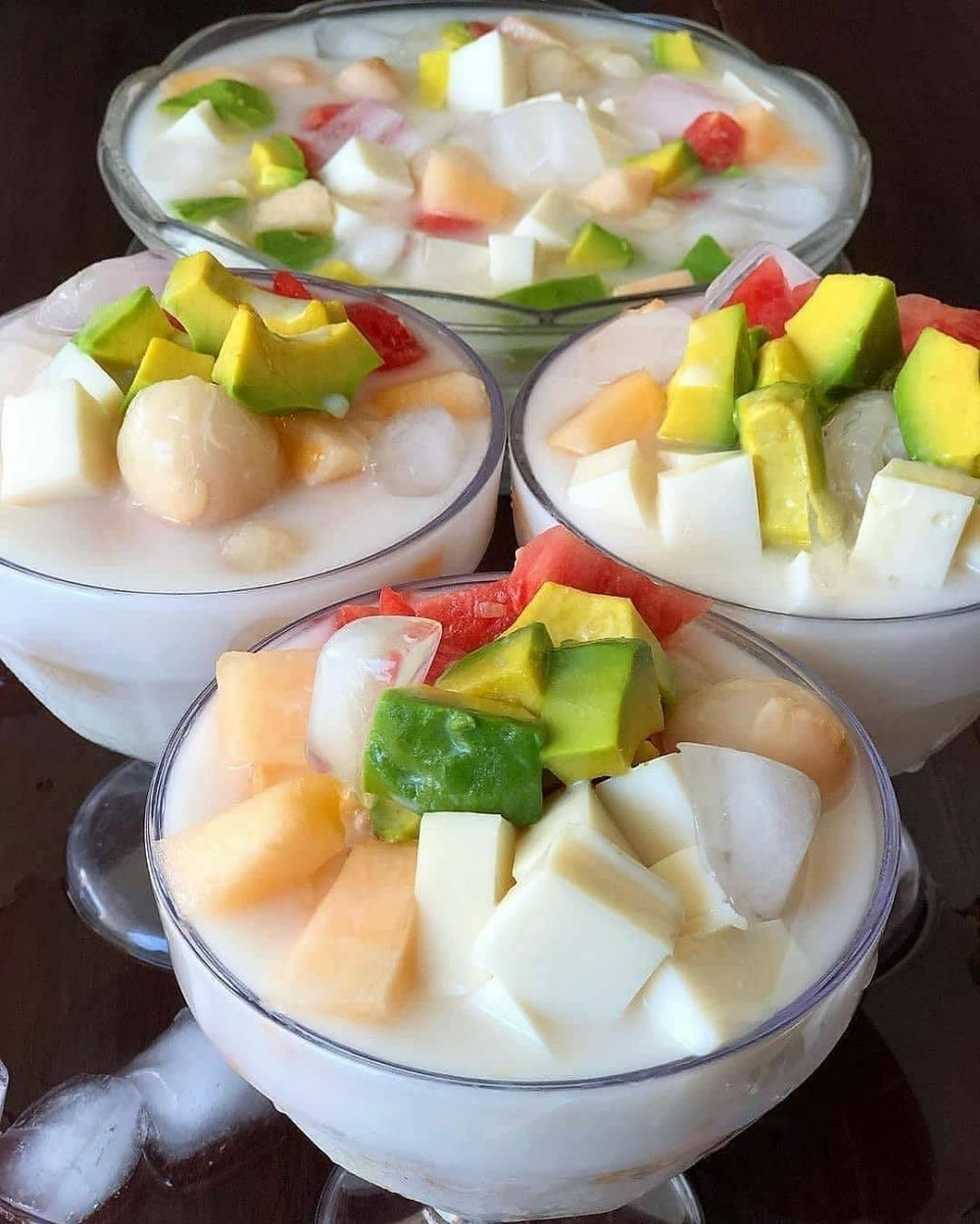 Resep Takjil Buka Puasa C 2020 Instagram Dapur Pandamerah Instagram Banususanto Di 2020 Resep Minuman Resep Makanan Ringan Sehat