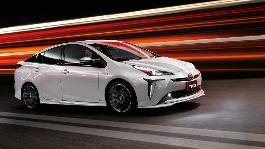 2019 Toyota Prius Trd Price Release Date Specs Review Photos