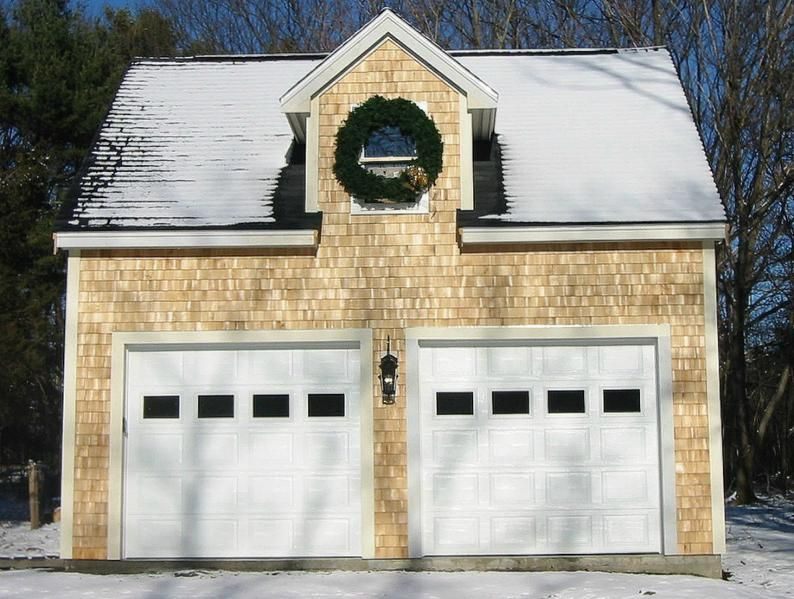 29 Country Garages With Lofts Twenty Nine Optional Layouts Complete Pole Barn Construction Plans In 2020 Barn Construction Pole Barn Construction Garage Loft