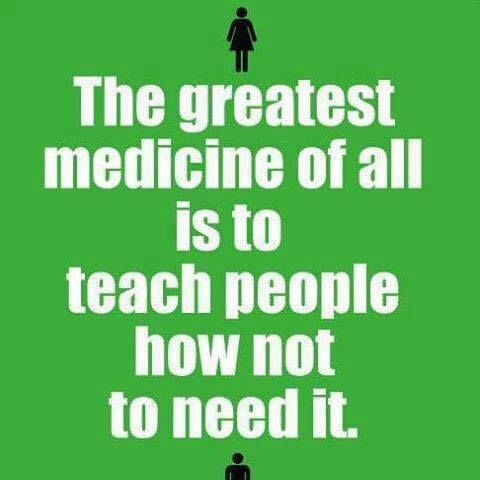 So true guidance can be wonderful for health