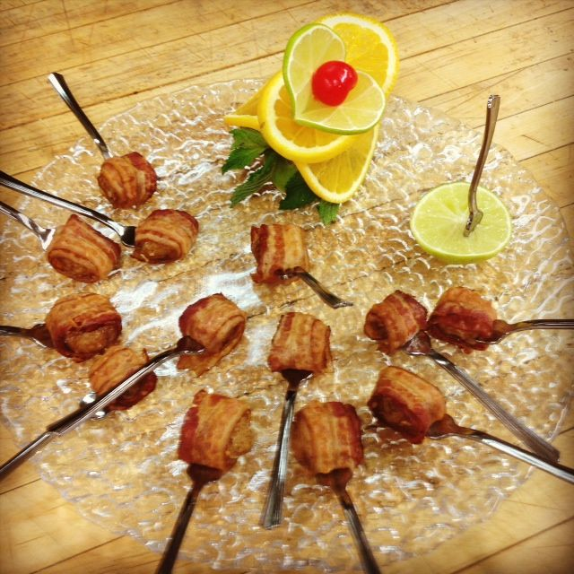 #bacon #baconwrappedchestnuts #baconwrappeddates #baconwrappedapricots #cateredbydesign #cater #catering #caterchicago #cateredbydesign #chicago #chicagocaterer #weddings #wedding #chicagoevent #horsdoeuvres