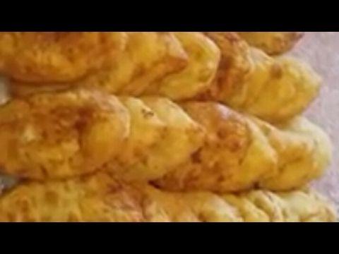 Пирожки на кефире - YouTube