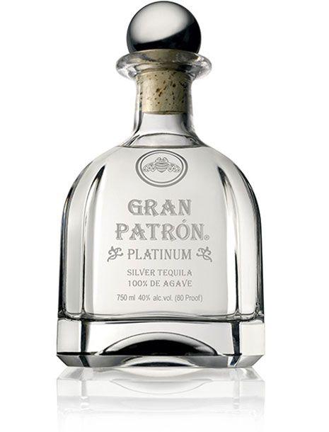 Gran Patrón Platinum Tequila | Patrón Tequila