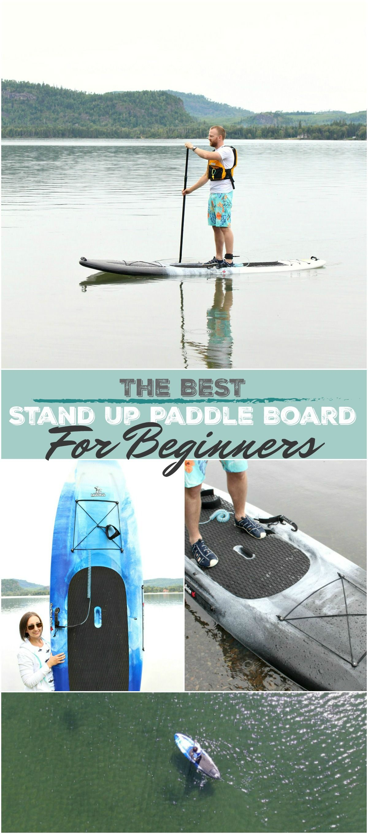 Our Stand Up Paddle Board Adventures on Lake Superior | Lake ...