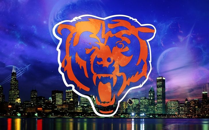 Cityscapes Chicago Buildings High Definition Bears Chicago Bears Lakes 1920x1200 Wallpaper High Quality Wallpapers High Definition Wallpapers 4k Hd