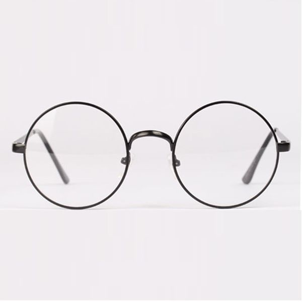 440aa6dfce Womens Mens Retro Round Metal Frame Clear Lens Glasses Nerd Spectacles  Eyeglass Buy now for   11.49   get FREE Shipping worldwide  f4f  tbt   followme ...