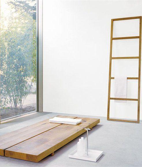 Towel Rack Ba15 Mito By E15 Design Philipp Mainzer Minimalism Interior Minimal Interior Design Interior Design Inspiration