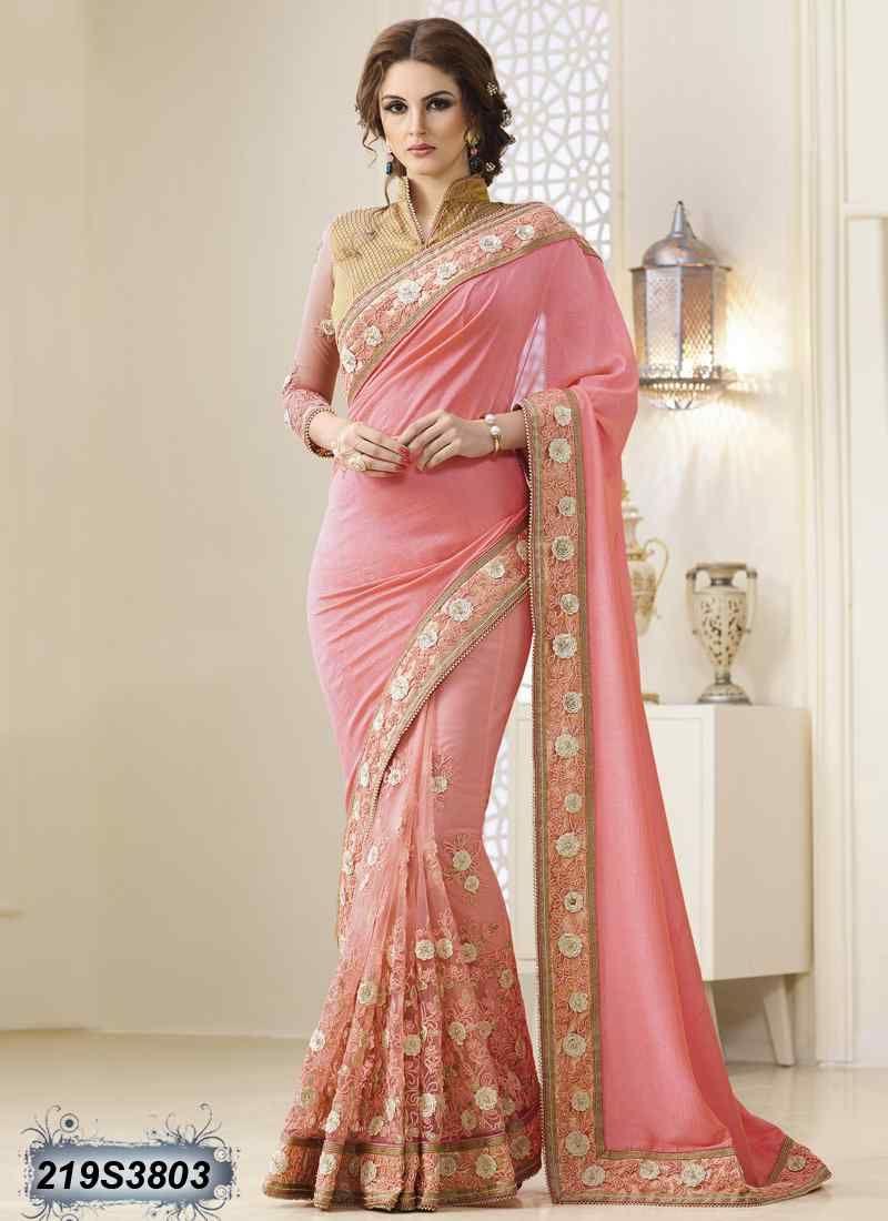 Pin de Satrani Fashion en Half & Half Saree   Pinterest