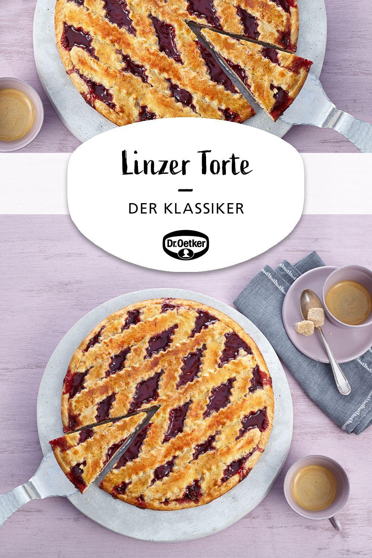 Linzer Torte (Ø 26 cm)