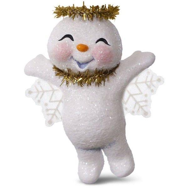 Sweet Snow Angel 2016 Hallmark Keepsake Christmas Ornament 13