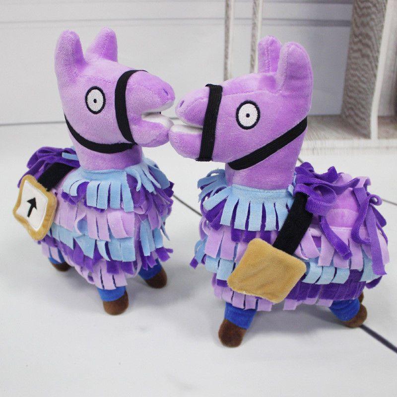 8 14inch Fortnite Loot Llama Plush Toy Figure Doll Soft Stuffed