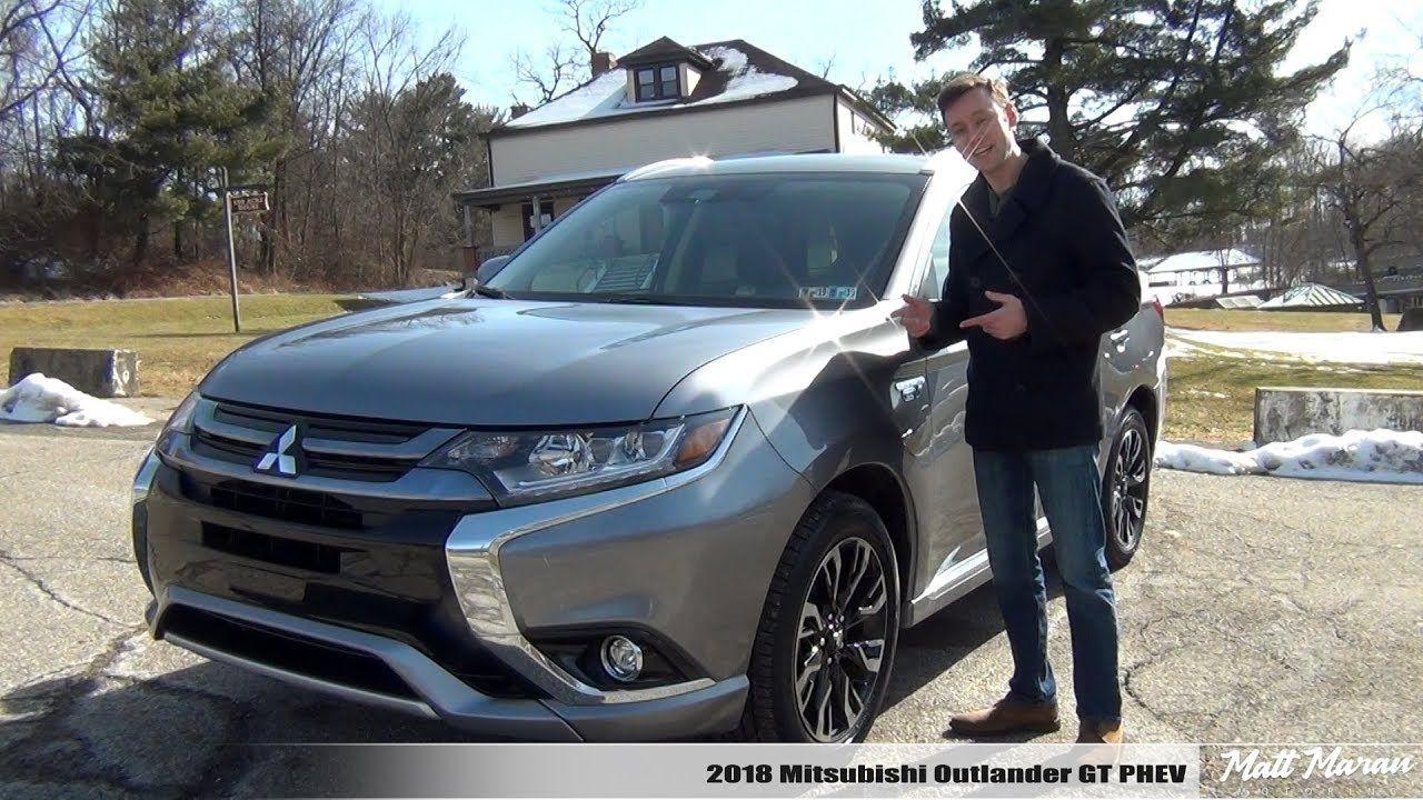 Review 2018 Mitsubishi Outlander Gt Plug In Hybrid The Affordable Phe Mitsubishi Outlander Gt Mitsubishi Outlander Mitsubishi