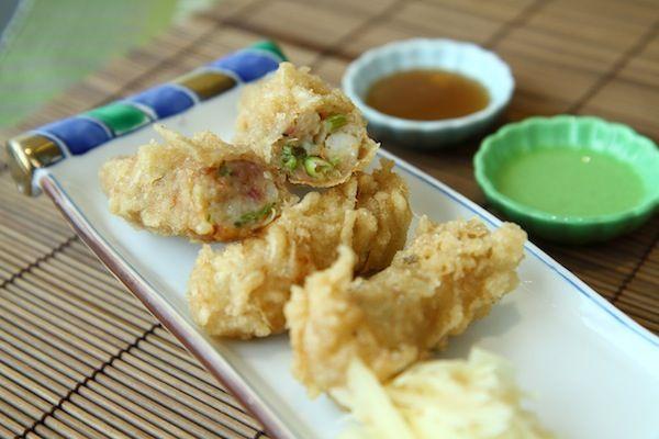 Chou's Shrimp Rolls #Food #Foodie
