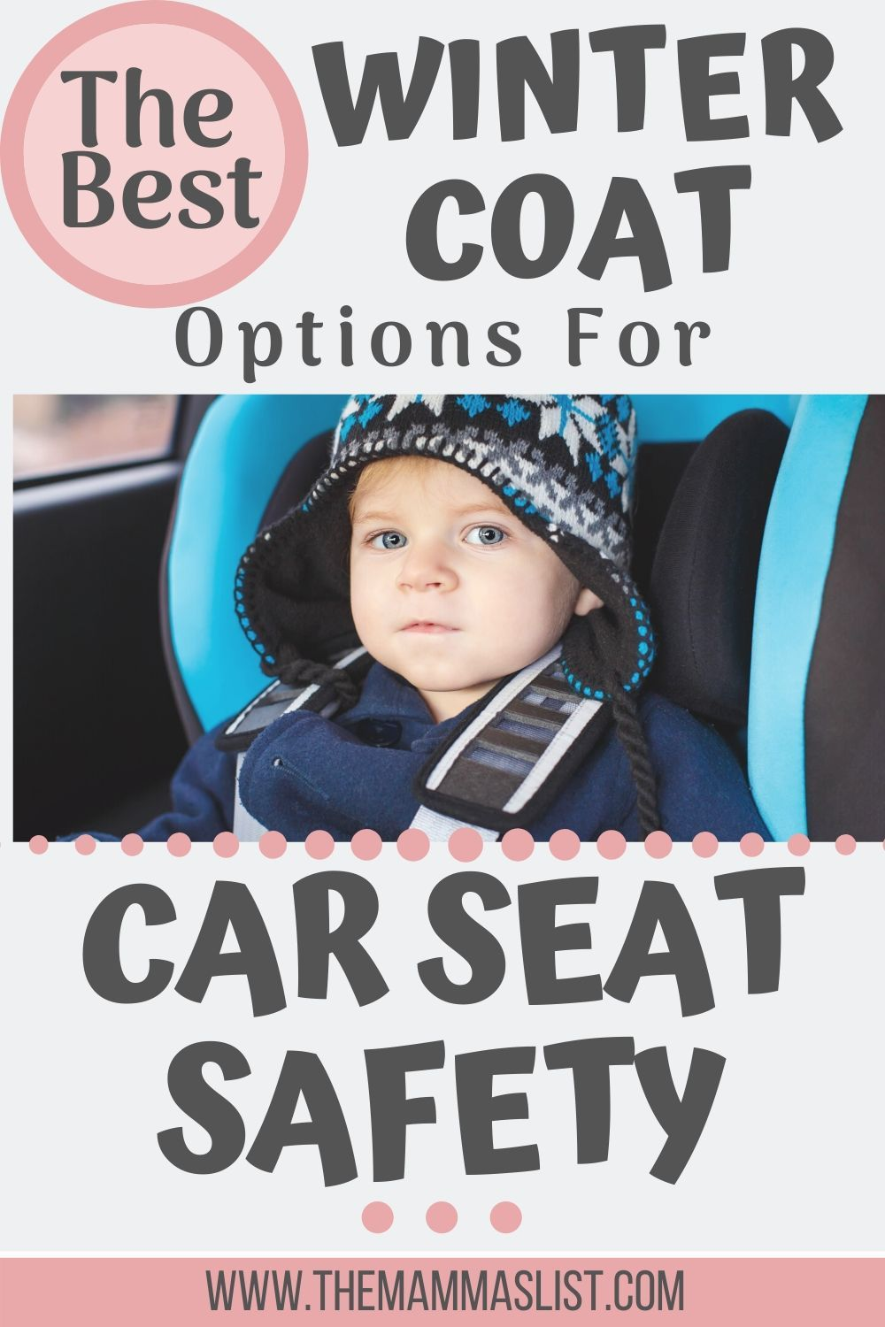 The best car seat coat options to keep your kids safe this
