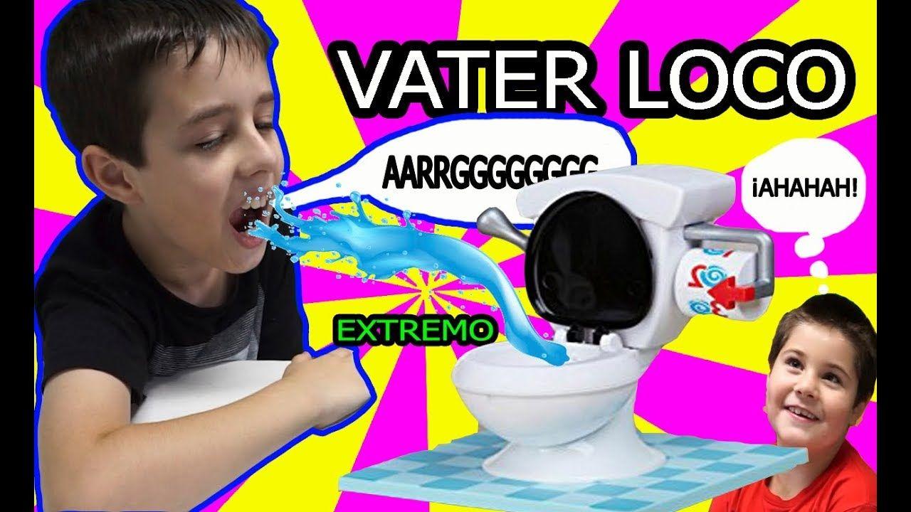 Reto Vater Loco Juegos De Mesa Aventuras De Iker Juegos