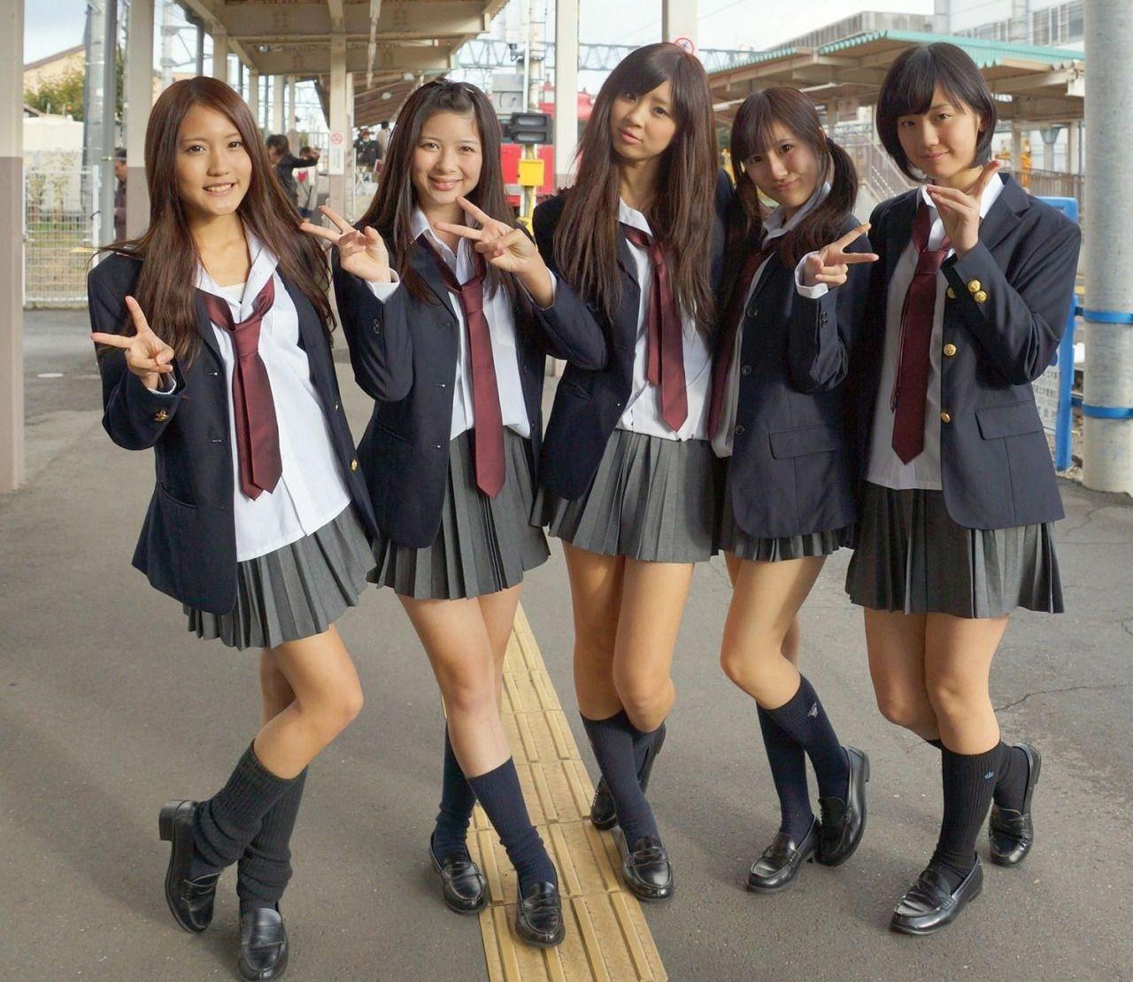 Japanese school girls group, russian nude sex beach