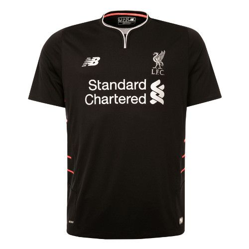 Revealed: Liverpool FC's brand new away kit for 2016-17 - Liverpool FC
