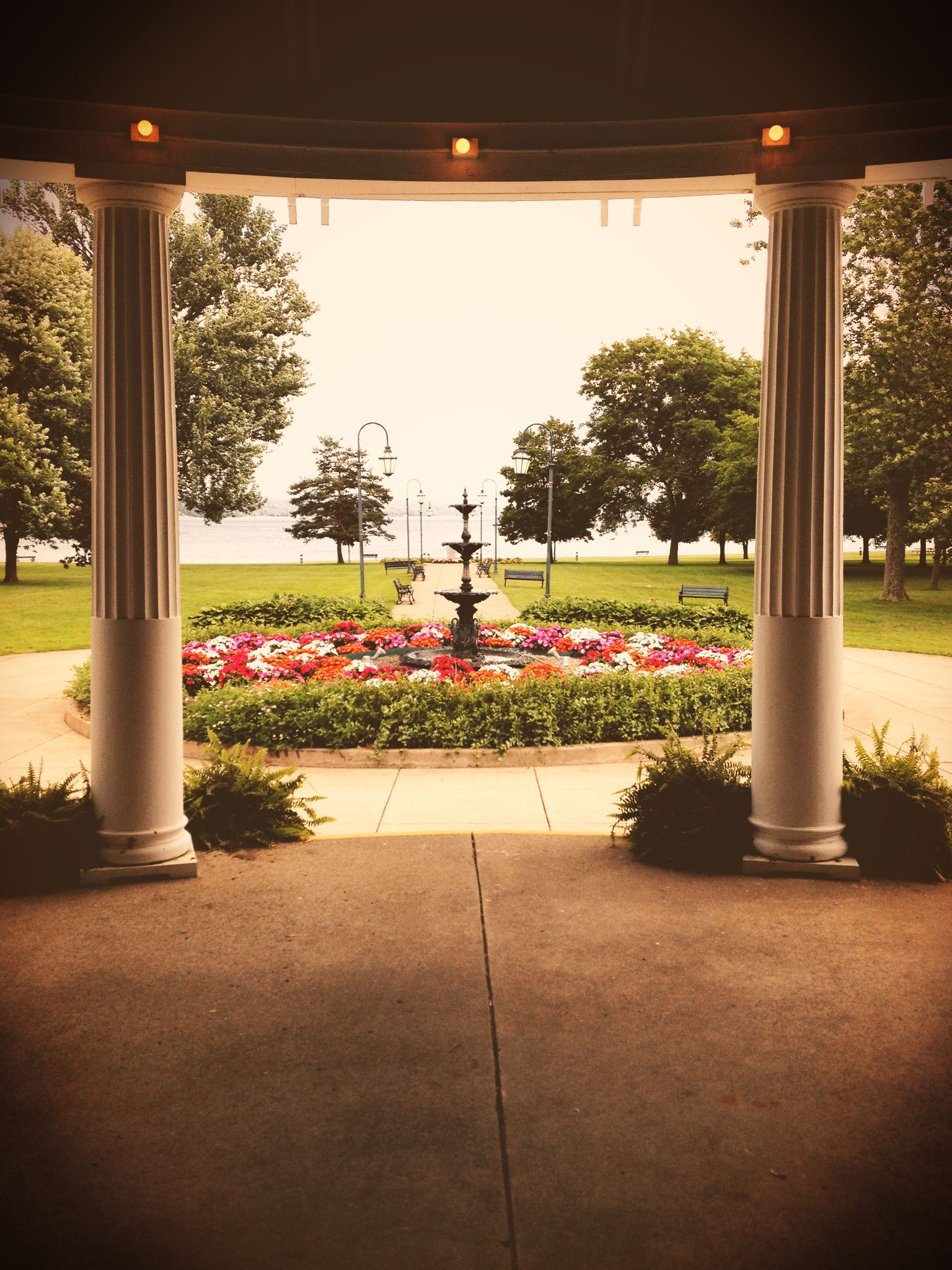 Emerson park - Auburn, NY on Owasco Lake. --our ceremony will take ...
