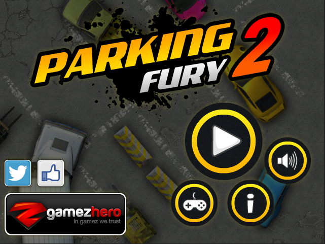 Parking Fury 2 Https Online Unblocked Games Weebly Com Parking Fury 2 Html Fury Games