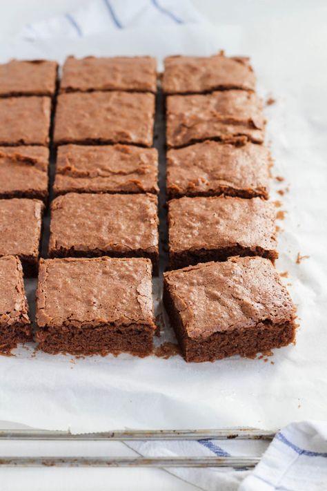Photo of Super simple juicy chocolate brownies – provincial children