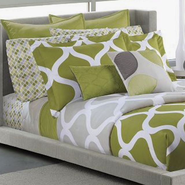 Apt 9 Terrace Comforter Set From Kohls Green Bedding Home