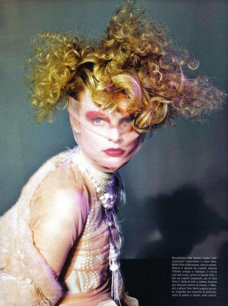 Facial wrap beauty features vogue beauty beauty images