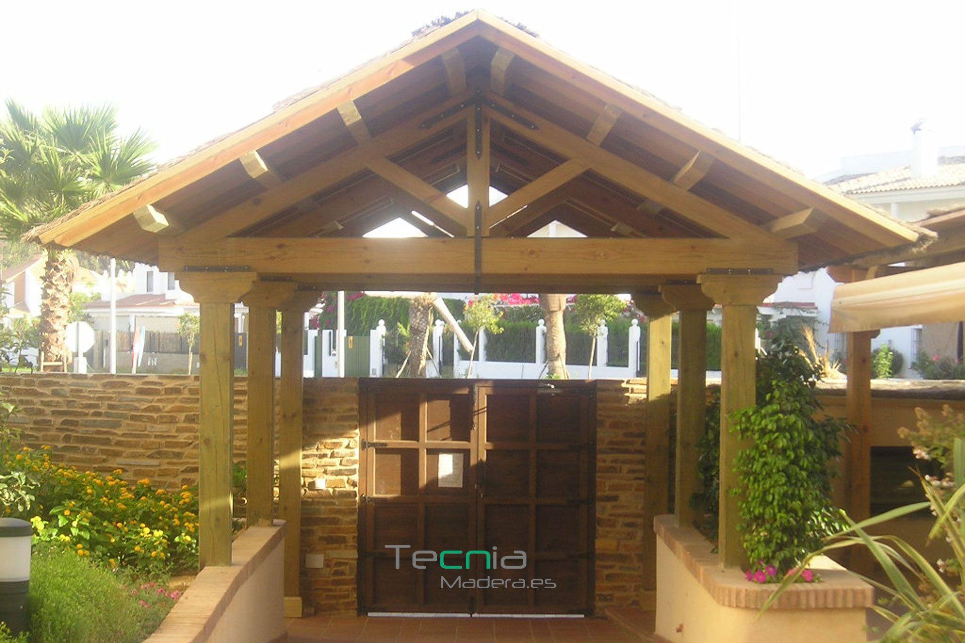 Diseño, fabricación e instalación de Porches, Verandas, Pérgolas y ...