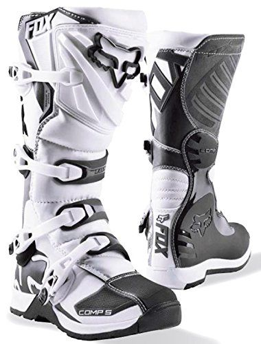 Robot Check Dirt Bike Boots Bike Boots Racing Boots