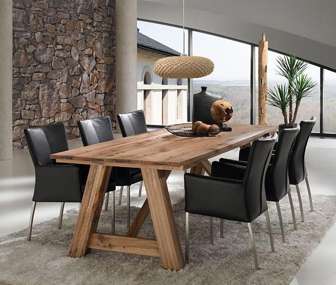 Best 25 mesa comedor madera ideas only on pinterest - Mesas de comedor restauradas ...