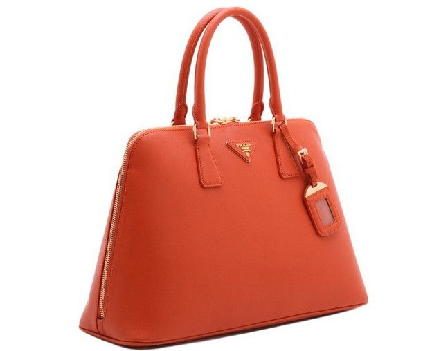a5ac2a7a49ff Prada Orange Bag | Bags | Prada bag, Bags, Orange bag
