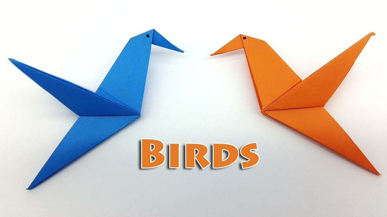Origami bird instructions for kids how to make a paper bird easy origami bird instructions for kids how to make a paper bird easy step jeuxipadfo Image collections