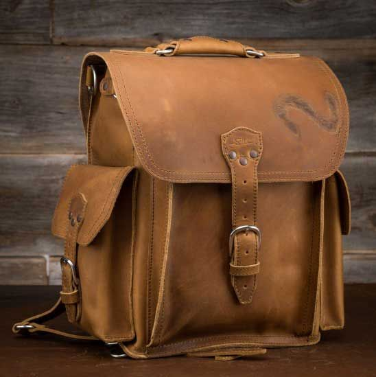 Saddleback Leather Company Now Offering Ugly Bags But I Think They Are Cool
