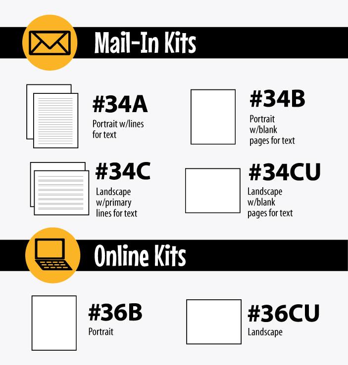 Studentreasures Publishing Kits (click to enlarge)