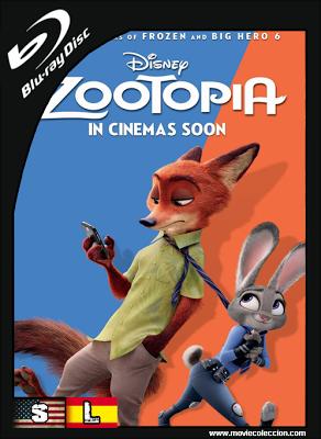 Zootopia 2016 1080p HD   Dual Audio ~ Movie Coleccion