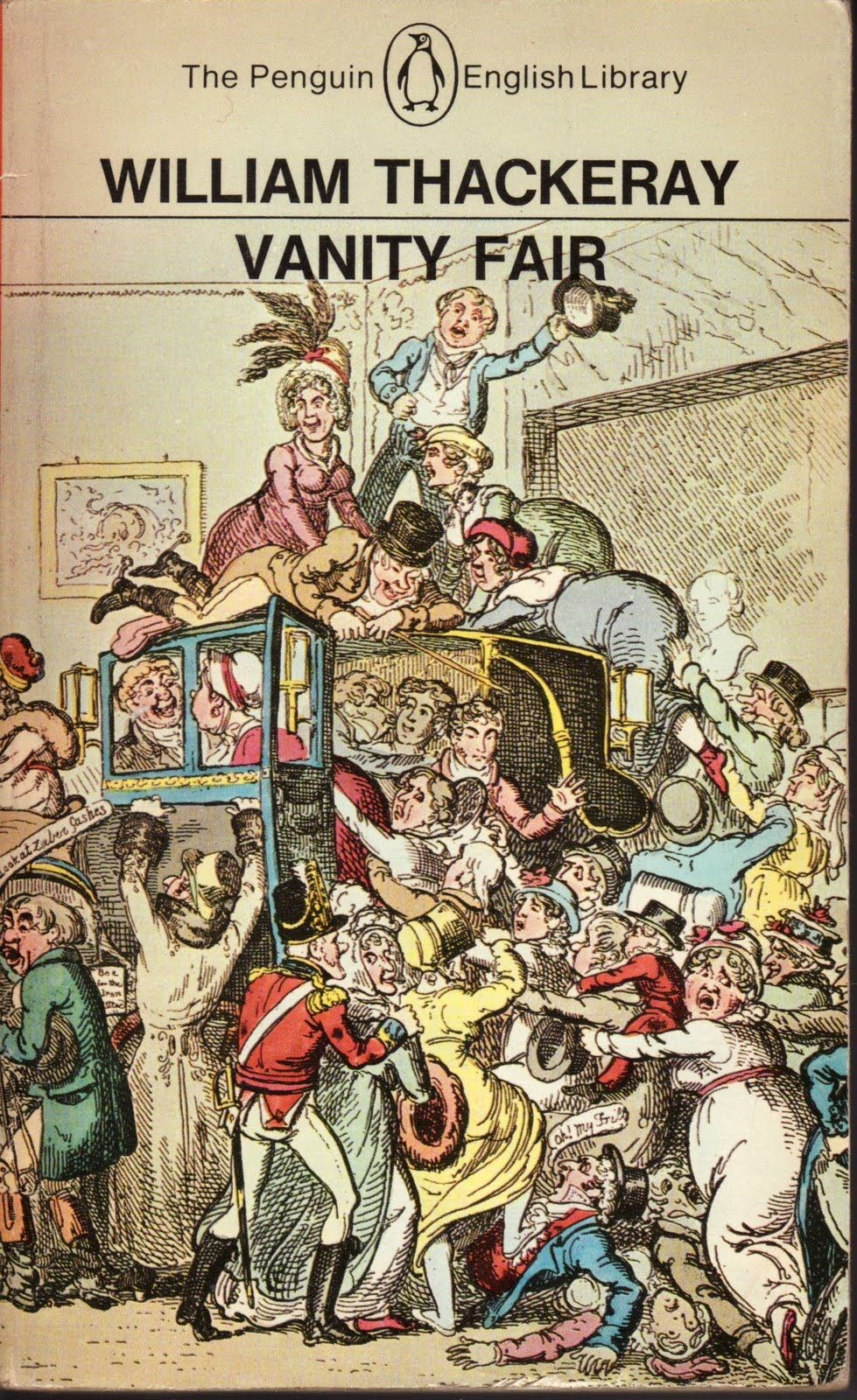 Vanity Fair A Novel Without A Hero By William Makepeace Thackeray Vanity Fair Book 100 Books To Read Vanity Fair