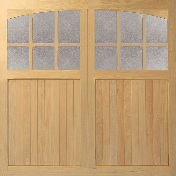 Wooden Garage Door Warwick Thrapston Woodrite Garage Door