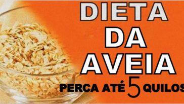Voce Pode Perder Ate 5 Quilos Em 1 Semana Com A Dieta Da Aveia E