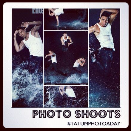 Day 4 #PhotoShoots   Gorgeous, wet Chan!!!!