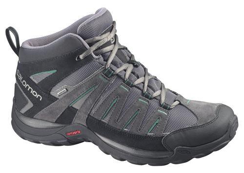 Moški pohodni čevlji SALOMON norwood mid gtx   Hiking boots