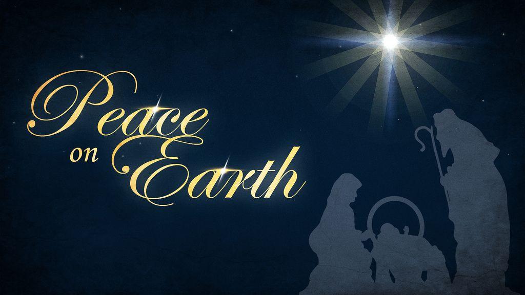 Peace on Earth Peace on earth, Christmas wallpaper