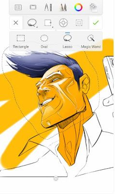 Autodesk Sketchbook Apk For Android Tutoriais De Pintura Digital