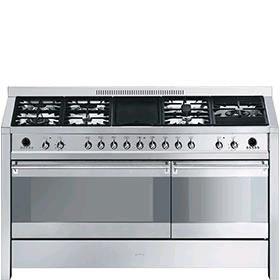 Prezzi e Sconti: #Smeg a5-8 cucina a 150x60 ad Euro 3214.26 in ...
