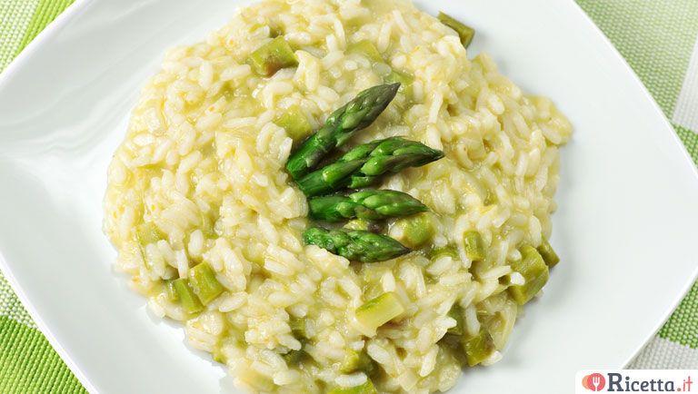 Ricetta Risotto Con Asparagi Monsieur Cuisine.Risotto Agli Asparagi Ricetta It Ricetta Ricette Risotto Con Asparagi Asparagi