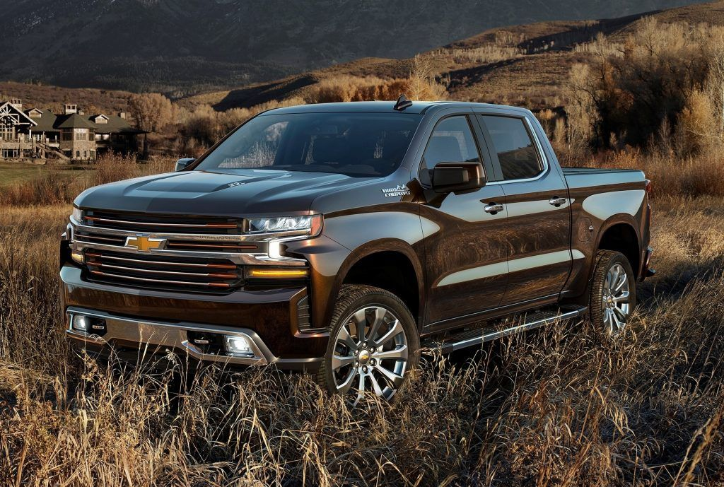 2019 Chevrolet High Country New Release Car Concept 2018 2019