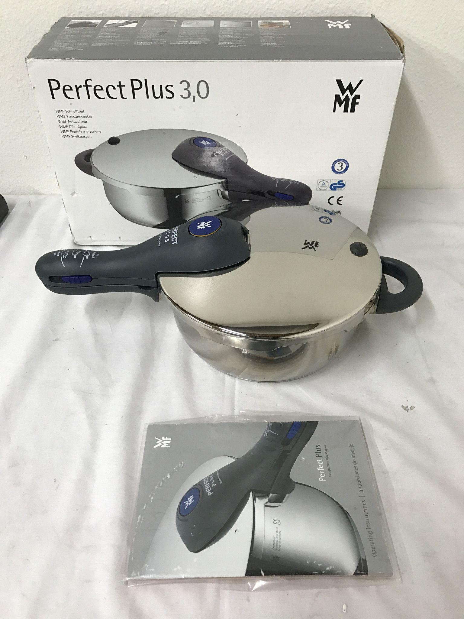 Wmf Perfect Plus 3 Quart Pressure Cooker Cooker Wmf